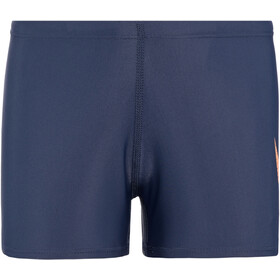 Nike Swim Mash Up Boxer de bain Garçon, midnight navy